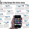 An 'app' a day keeps the stress away