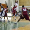 Archers Men's Basketball win last home game at Meramec