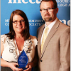 Philpott honored with Governor's Excellence in Teaching Award
