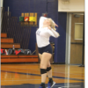 Re-instated volleyball team focuses on defensive settings