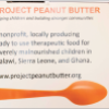 Peanut Butter Project saves 750 thousand lives