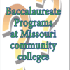 STLCC may offer baccalaureate degrees