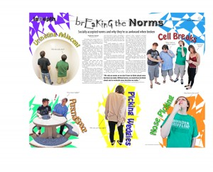 breaking free of the norms of society The relationship between perceived violation of social that human society regulates the behavior that social norms are among the most powerful predictors of.
