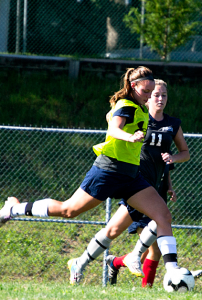 The STLCC Lady Archers soccer team practices on Aug. 19. The Lady Archers kicked off the 2014-15 season with a win on Sept. 4. Since then the Lady Archers have gone 1-9, for an overall record of 2-9. The Lady Archers will host their final home game on Oct. 14.