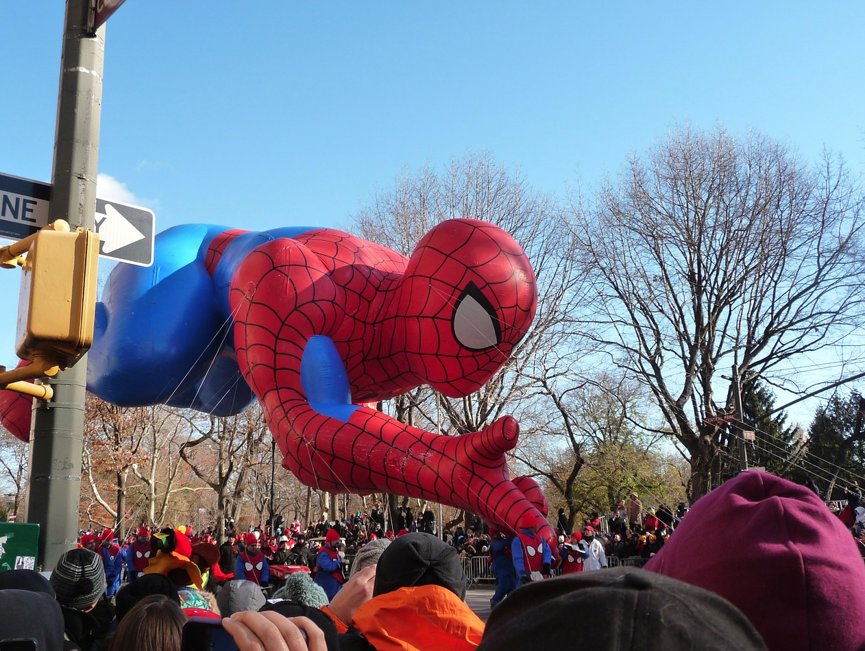 Thanksgiving parade (CC)